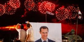 Assad krijgt 95 procent van stemmen in omstreden presidentsverkiezingen Syrië