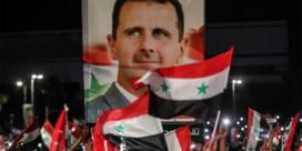 Ook fictieve kiezers betuigen massaal hun liefde voor Syrische dictator