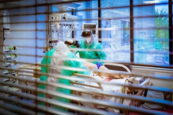 Dagelijks minder dan 90 ziekenhuisopnames