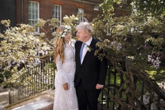 Downing Street bevestigt huwelijk Boris Johnson