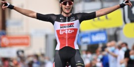 Brent Van Moer pakt eerste rit in Critérium Dauphiné