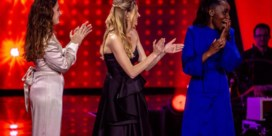 Grace wint The voice van Vlaanderen