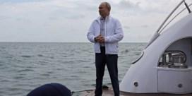 Poetin bevestigt steun aan Loekasjenko op luxejacht