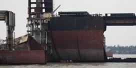 CMB riskeert straf voor 'illegale sloop' Belgisch zeeschip