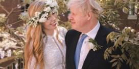 Johnson trouwt zonder pottenkijkers