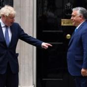 Viktor en Boris in Brexitland