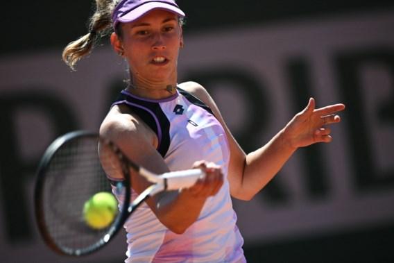 Elise Mertens naar tweede ronde Roland Garros