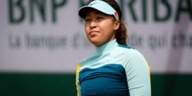 Naomi Osaka trekt zich terug uit Roland Garros