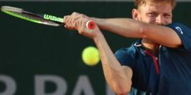 David Goffin en Alison Van Uytvanck in eerste ronde van Roland Garros uitgeschakeld