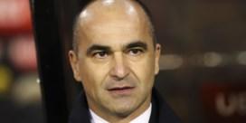 Martinez: 'Misschien moeilijkste situatie die ik kende als bondscoach'