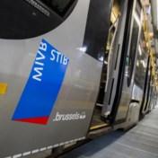 Hinder op metrolijnen in Brussel houdt aan door staking MIVB