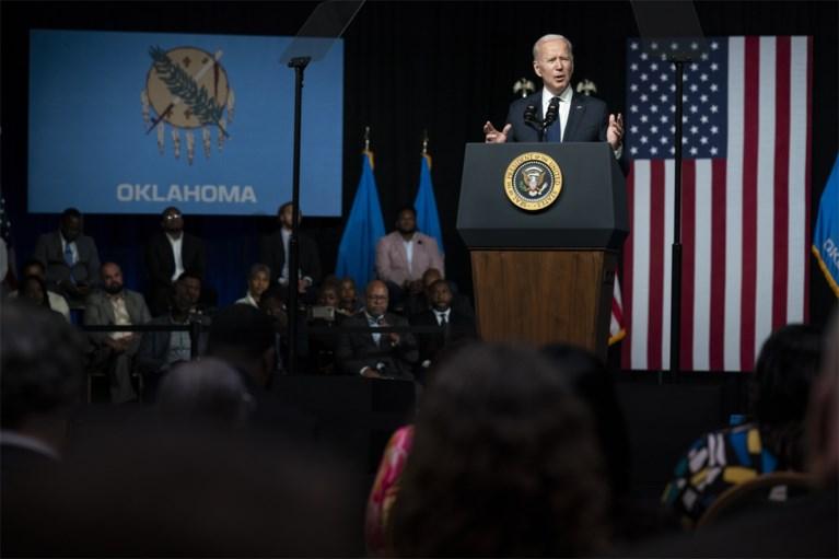 Biden herdenkt racistische rellen in Tulsa eeuw geleden: 'De waarheid naar buiten brengen'