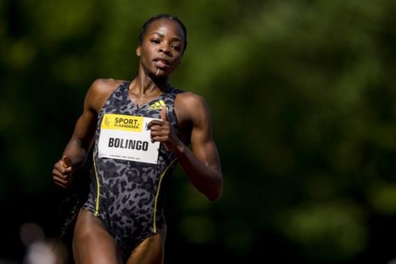 Cynthia Bolingo verpulvert record Kim Gevaert op 400m, ook Nafi Thiam wint