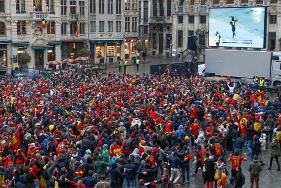 Regels vastgelegd voor EK-matchen op groot scherm, maar voor veel steden komt het te laat