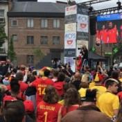 Brusselse burgemeesters verbieden grote schermen voor EK-wedstrijden