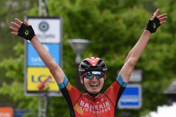 Mark Padun wint laatste rit Dauphiné, Richie Porte pakt eindzege