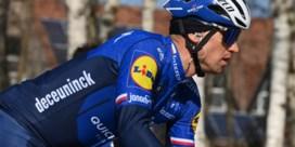 Zdenek Stybar houdt breuk en barst over aan val in eerste koers sinds hartoperatie