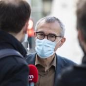 Hoelang zullen we nog een mondmasker dragen? Dit zegt Frank Vandenbroucke