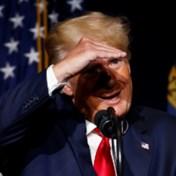 Trump haalt in zeldzame toespraak uit naar Biden, en hint naar comeback in 2024