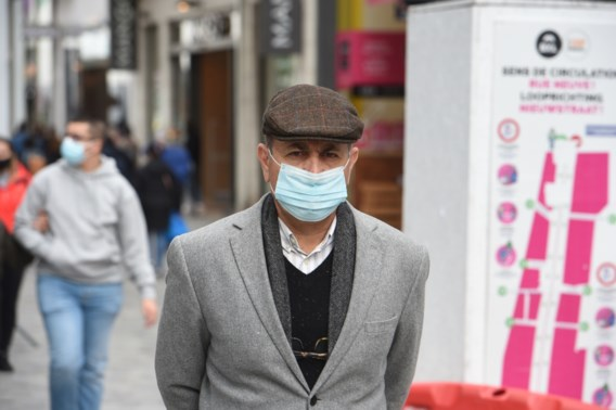 Geen algemene mondmaskerplicht meer in Brussel vanaf 9 juni
