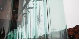 Vandalen vernielen peperdure gegolfde ramen van MAS