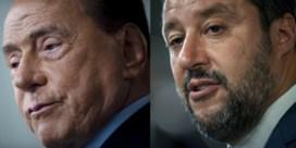 Berlusconi en Salvini overwegen federatie