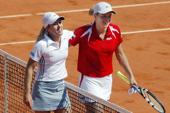 Kim Clijsters en Justine Henin zijn record van twintig jaar oud kwijt