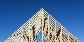 Verdubbelde houtprijs treft ecobouwers midscheeps