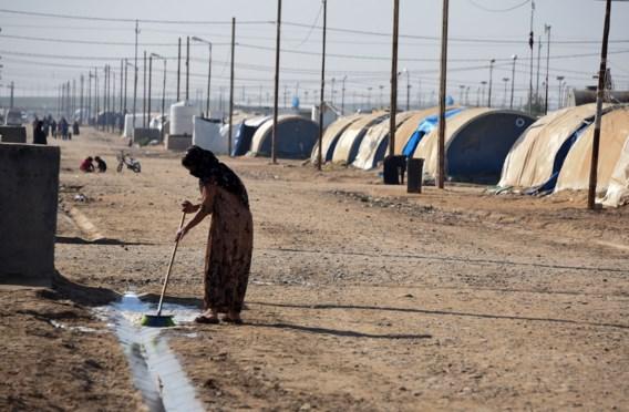 DNA-stalen afgenomen bij IS-vrouwen en hun kinderen in Syrië