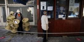 Niets dan blije gezichten in Cyprus' klein-Berlijn