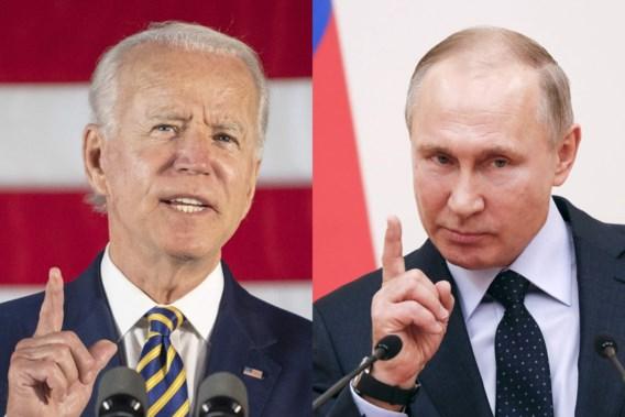 Witte Huis: 'Face-to-facegesprek bijzonder belangrijk in geval van Poetin'