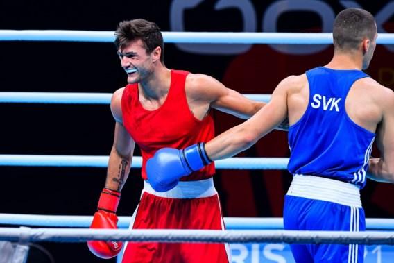 Bloedend hoofd, bloedend hart: hoe bokser Lancelot Proton de la Chapelle toch nog zijn olympisch ticket kwijtspeelde
