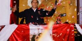 De onervaren linkse docent die Peru uit de crisis moet leiden
