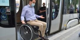 Pas over tien jaar zijn alle MIVB-tramhaltes toegankelijk voor rolstoelgebruikers