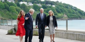 Johnson noemt Biden 'grote verademing'