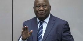 Oud-president Ivoorkust Laurent Gbagbo keert op 17 juni terug vanuit Brussel