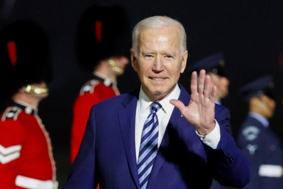 Weer vormt spelbreker eerste topontmoeting Biden en Johnson