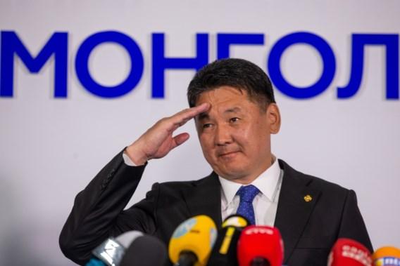 Presidentsverkiezingen Mongolië gewonnen door oud-premier Khürelsükh Ukhnaa