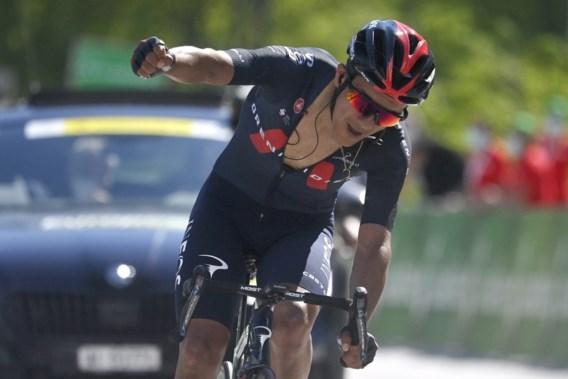 Mathieu Van der Poel verliest leiderstrui, Richard Carapaz ritwinnaar en nieuwe leider in Zwitserland