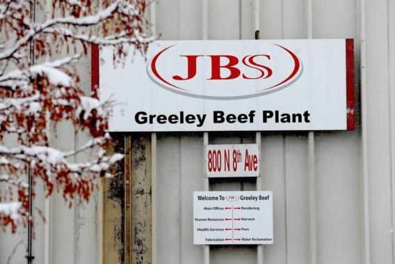Vleesverwerker JBS betaalde hackers 11 miljoen dollar