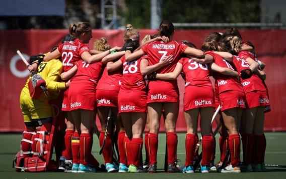 Red Panthers veroveren na dol slot tegen Engeland ticket voor halve finales