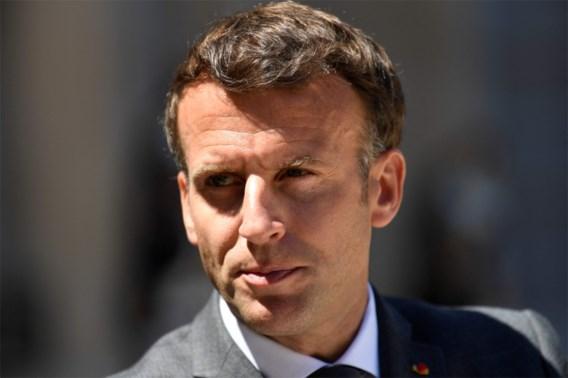 Man die president Macron klap in gezicht gaf, krijgt vier maanden effectieve celstraf