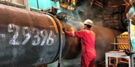 Eerste voltooide leiding van Nord Stream 2 wordt met gas gevuld