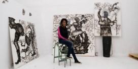 Géraldine Tobe: 'Kunst wordt in Congo onterecht als iets westers gezien'