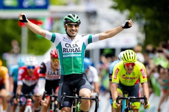 Aberasturi verrast Mohoric en Trentin in Ronde van Slovenië, Pogacar blijft leider