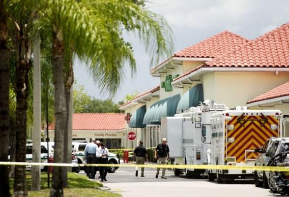 Twee doden bij schietpartij in supermarkt in Florida