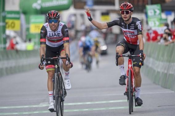 Rui Costa gediskwalificeerd, Deen Andreas Kron wint in Ronde van Zwitserland