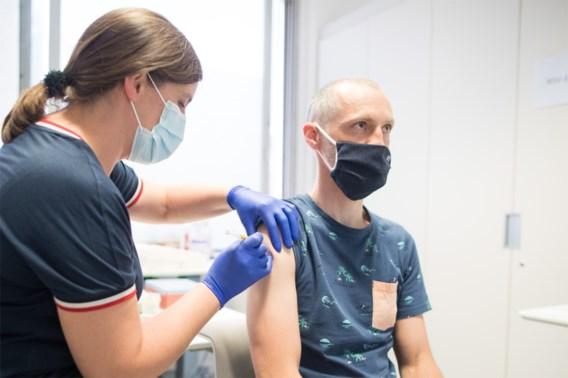 Slechts 0,32 procent van de volledig gevaccineerden testte nadien positief
