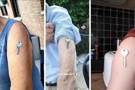 Nee, na vaccinatie wordt je arm niet magnetisch