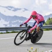 Rigoberto Uran wint tijdrit, Richard Carapaz blijft leider in Ronde van Zwitserland